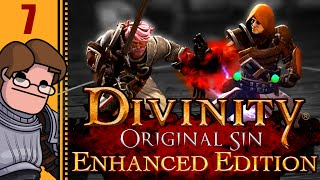 Let's Play Divinity: Original Sin Enhanced Edition Co-op Part 7 - Evelyn & Thelyron