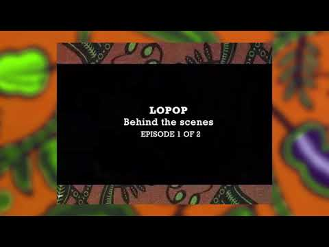 Lopop Making OF (Part 1 of 2) Lord Lombo feat Kriss Kay