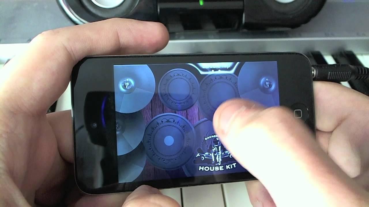 Программы 4 touch для ipod