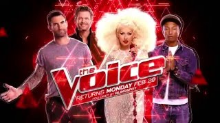 The Voice (Promo Season 10)