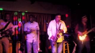 BlakBot Experience, Funk, Jazz, R&B, Apache Cafe, Atlanta Georgia