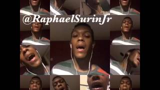 It reaches to the highest mountain.   Raphael Surin Jr