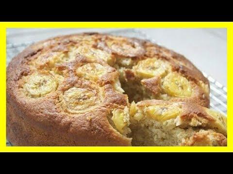 gâteau-aux-bananes-sans-farine,-sans-sucre,-sans-lait,-mais-avec-un-goût-inoubliable-!