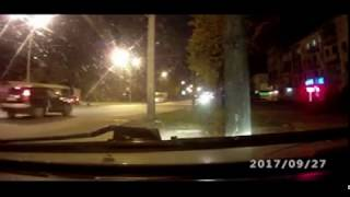 Такси сбила мотоциклиста. Великий Новгород