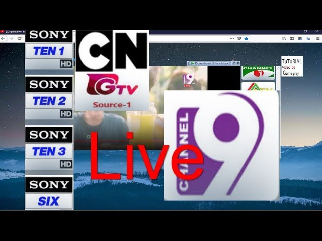 5 08 MB] ebox live tv ipl 2019 Match Today | Channel 9 Live
