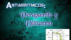 Verapamilo y Diltiazem -- Antiarritmicos cardíacos