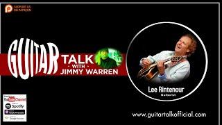 Lee Ritenour on Guitar Talk with Jimmy Warren