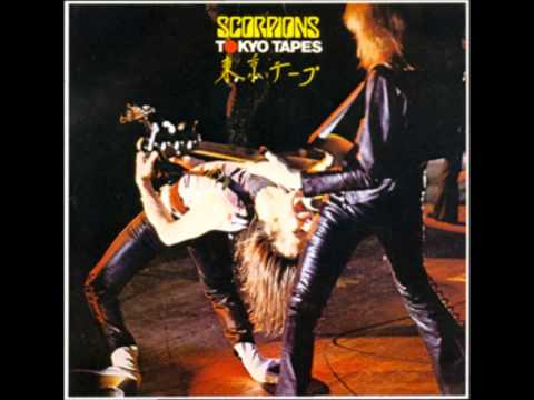 Scorpions  Pictured Life  Tokyo Tapes