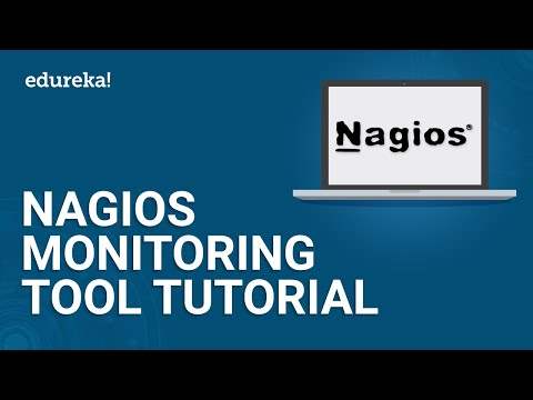Nagios Monitoring Tool Tutorial | Server Monitoring With Nagios | DevOps Training | Edureka