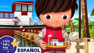 Canciones Infantiles | Jack O Marble | Dibujos Animados | Little Baby Bum en Español