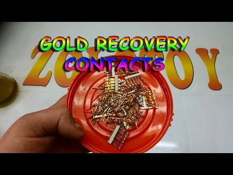 GOLD RECOVERY CONTACTS