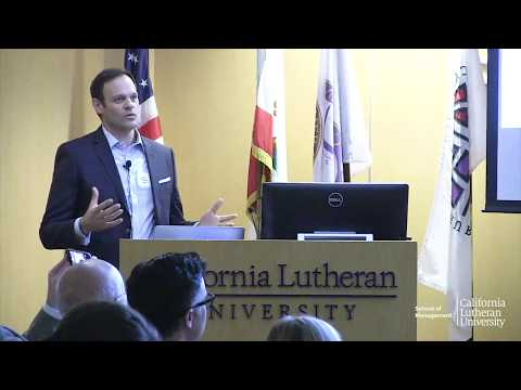CLU | Executive Hospitality and Tourism Management Series The Future is Now: Technology and Tourism