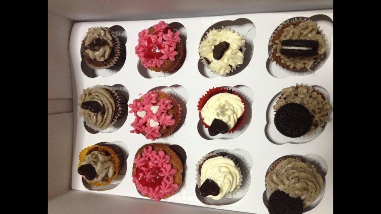 Cocina | Buttercream de Nutella y de Fresa para decorar Cupcakes ...