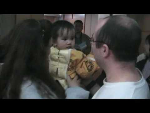 Adoption Video - Bringing Mikayla Home