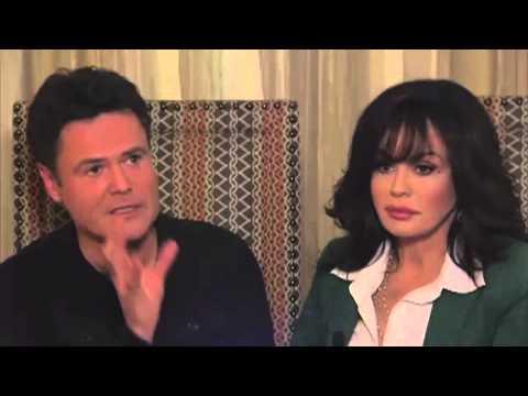 Donny & Marie Uncut Interview