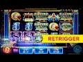 Electric Nights Slot - $5 Max Bet - RETRIGGER FRENZY!