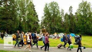 4 years after massacre, teens return to Utoya island with new life but heavy hearts | Mashable