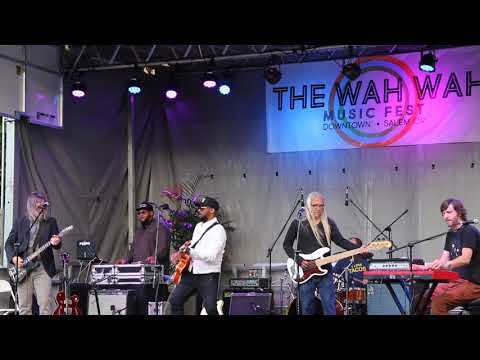 """Red Ray Frazier - """"Follow Me"""" @ The Wah Wah Music Fest, Salem, OR"""