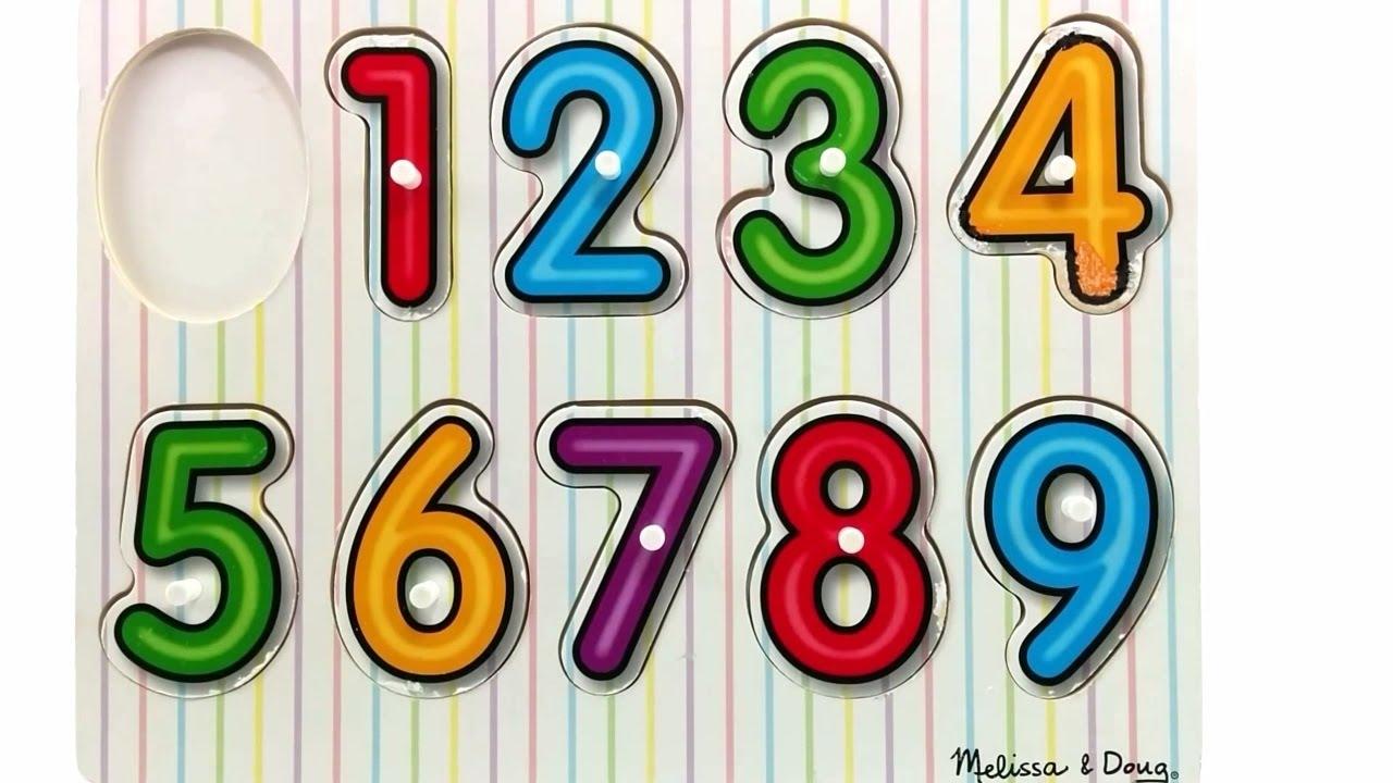 Como Ensinar Os Números Para As