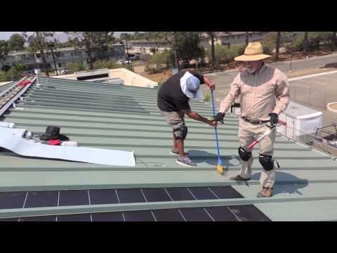 Fresco Solar Xunlight Install