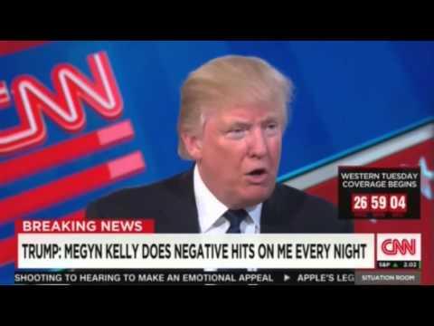 Donald Trump destroys Wolf Blitzer