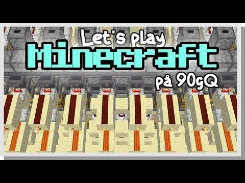 LP Minecraft på 90gQ #83 - Vad hände med kärnkraftverket?