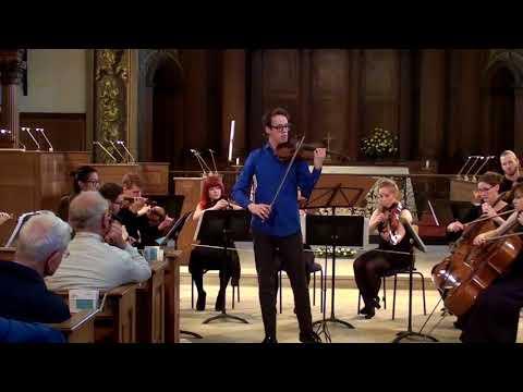 Jesper Gasseling - Haydn violin concerto