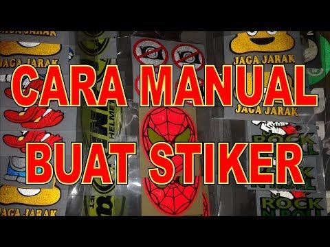 Divideo kli ini CARA BIKIN STIKER TIMBUL WOW!!!!!! TERNYATA MUDAH -fans stiker..