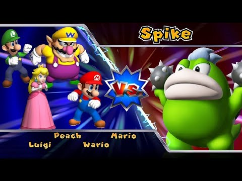 Mario Party 9 - Boss Rush Challenge (2 Player)