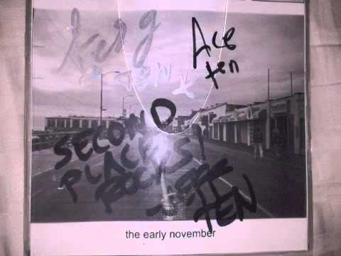 "The Early November ""Make Believe"" RARE DEMO"