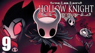 Smacking Deepnest Bosses - Hollow Knight Gameplay - Part 9