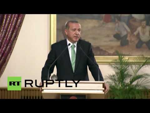 Turkey: Erdogan praises parliament for validating state of emergency