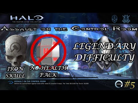 halo-ce-05:-assault-on-the-control-room---legendary-difficulty-(no-deaths---no-skips)