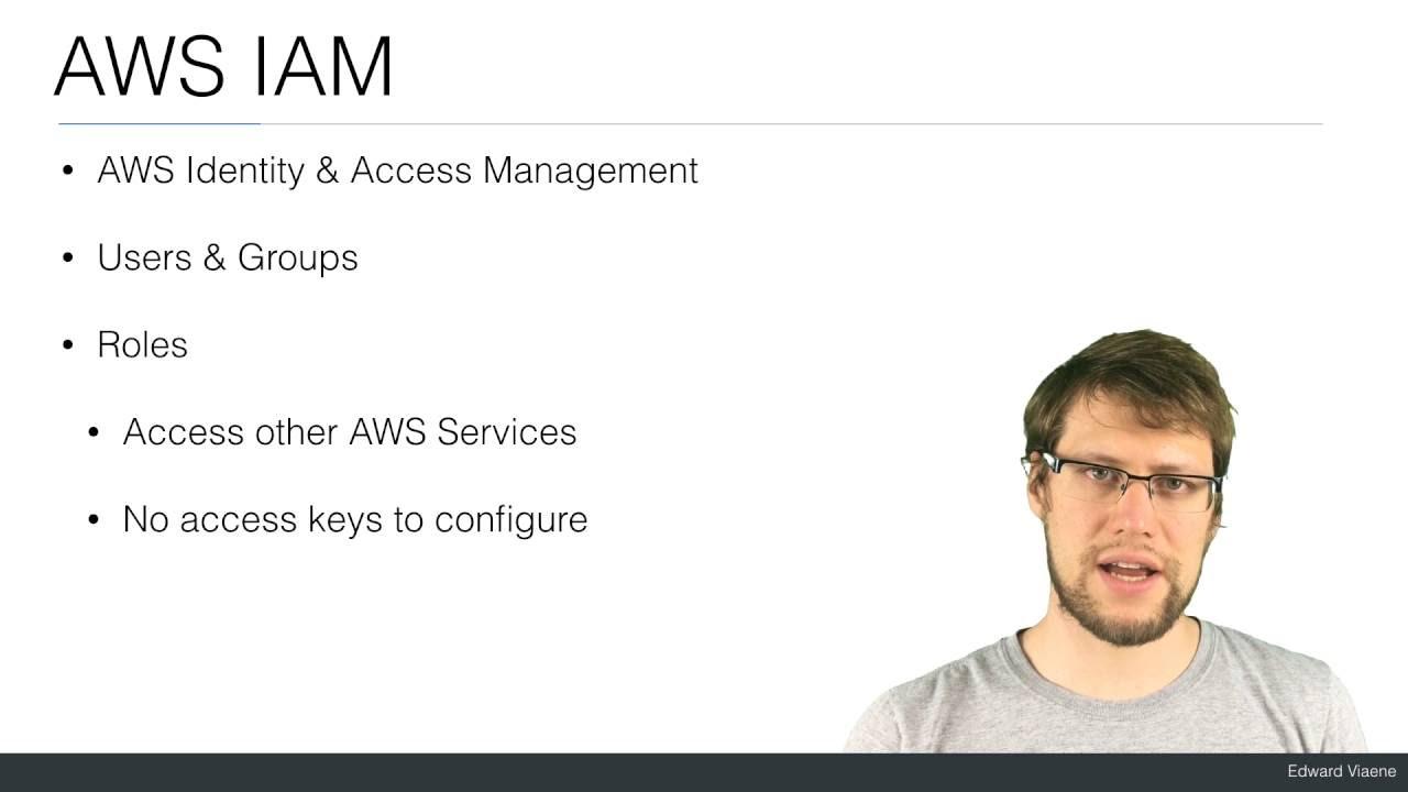 Using Terraform to create IAM EC2 instance roles