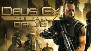 Deus Ex: The Fall PC Gameplay FullHD 1080p