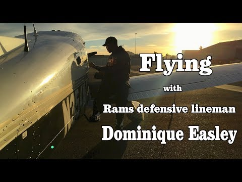 Rams' Dominique Easley Fills Void Learning to Fly  | Los Angeles Times