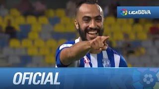 Todos los goles del Ittihad Tanger - Granada CF (2-1)