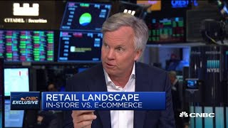 Too early to tell if Amazon stores will be successful: Former J.C. Penney CEO