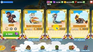What is new in Big Update 3.8 - Dragon Mania Legends
