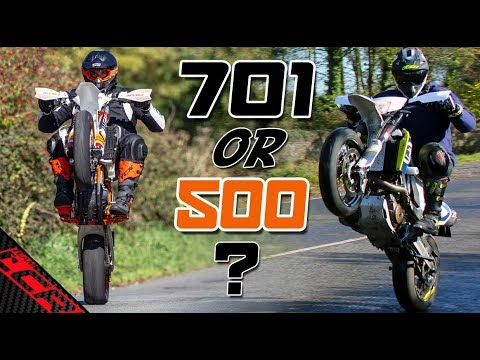 which-supermoto-should-you-buy-701-or-500-exc?-|-pros-&-cons