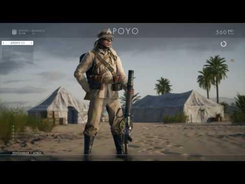 SOY EL PEOR APOYO Y AUN ASÍ QUEDO PRIMERO - Battlefield 1