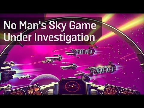 No Man's Sky Game Under Investigation