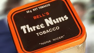 BELL 39 S THREE NUNS PIPE TOBACCO REVIEW