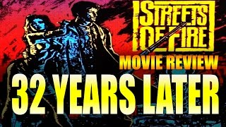 Streets Of Fire (1984) 32 Years Later In-Depth Movie Review