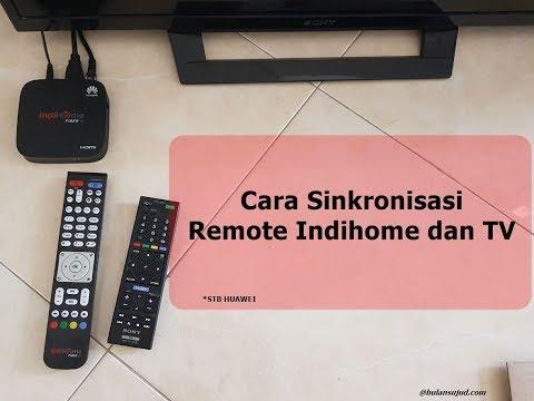 Cara Sinkronisasi Remote Indihome Dan Remote TV