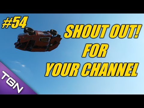 Re-up: Shout out for your channel #54: Next Car Game! (PC gameplay-commentary)