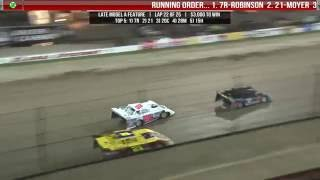 Eldora Speedway Baltes Classic: ALMS Late Model, UMP Modified & Stock Car Highlights