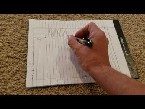 Topadjuster Com Xactimate Tutorial Hip Roof Sketch Youtube