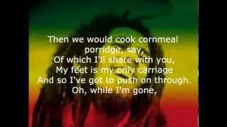 Bob Marley - No woman no cry paroles