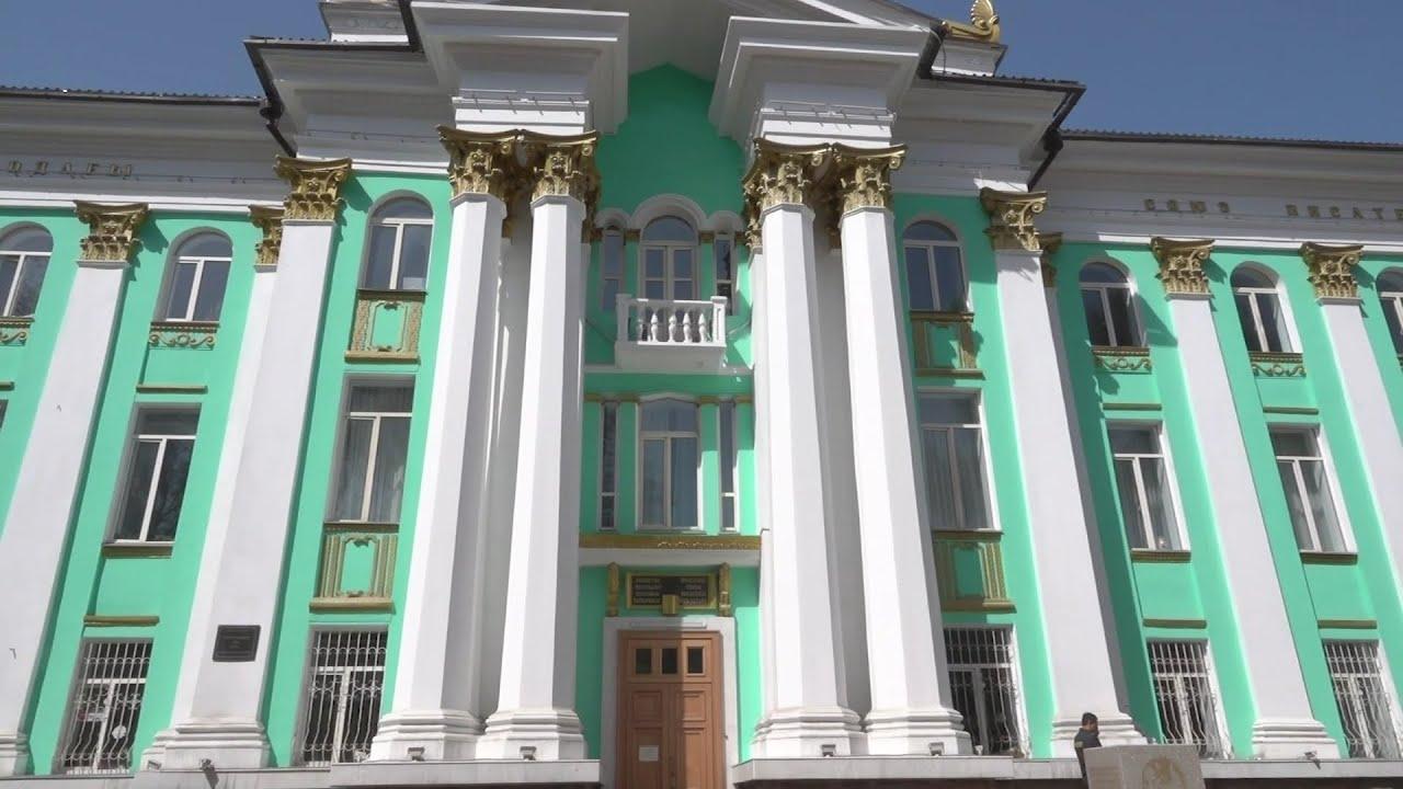 Алматы-тұнған тарих: Қазақстан жазушылар одағы